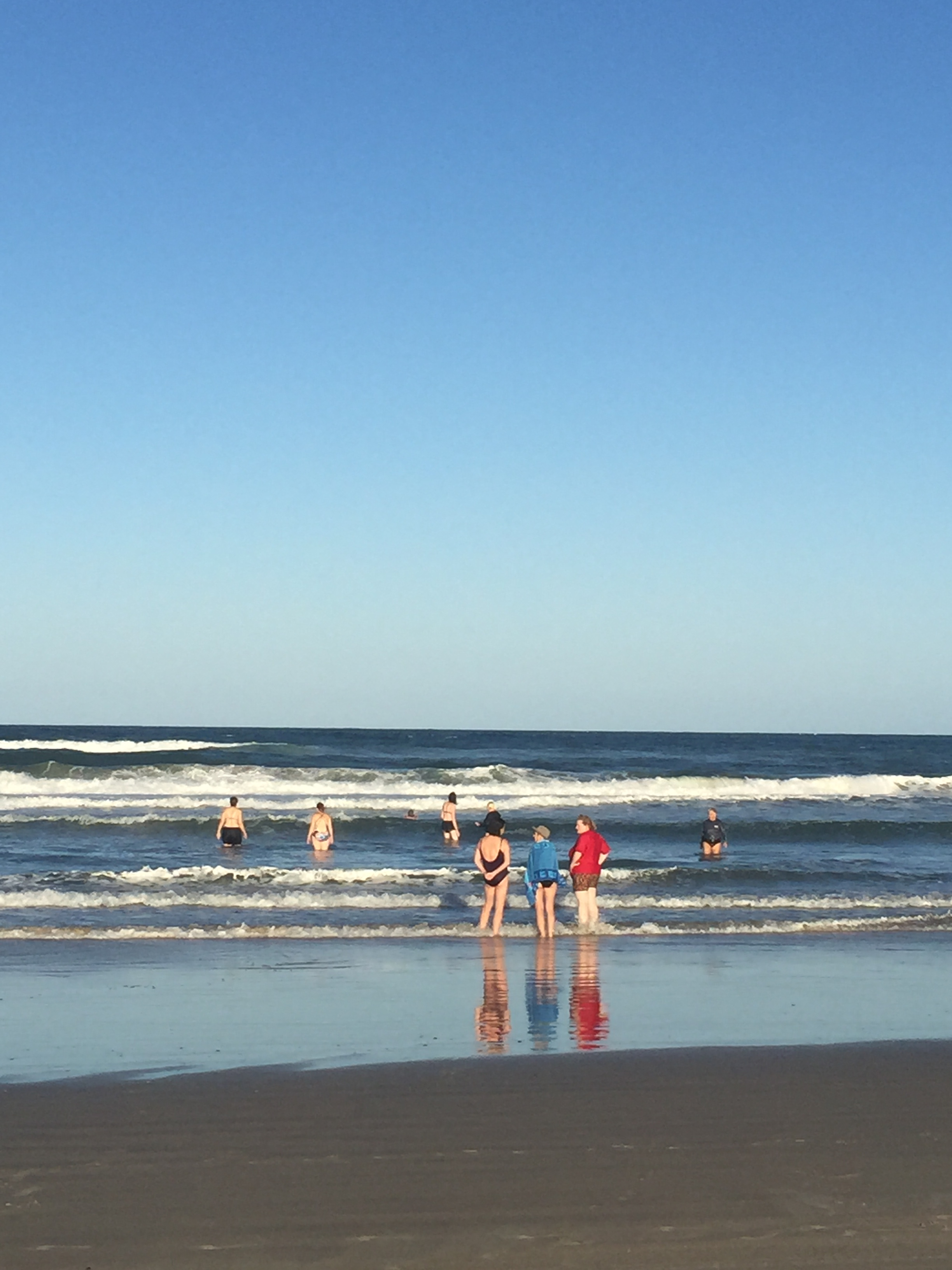 mermaids swimming