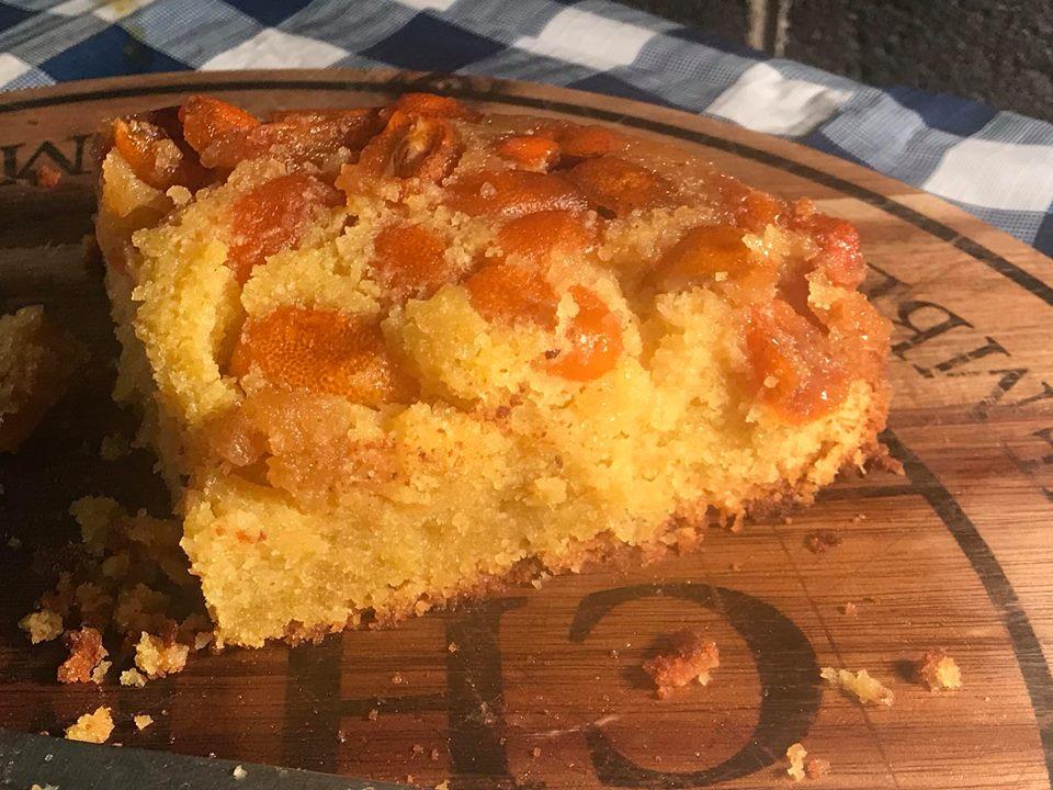 cumquat cake