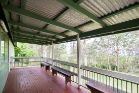koojarewon verandah